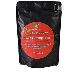 Organic Natural 28 Days Detox Flat Tummy & Weight Loss Tea | Vitamins & Supplements for sale in Lagos State, Kosofe