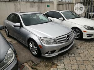 Mercedes-Benz C300 2010 Silver | Cars for sale in Lagos State, Apapa