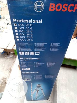 Bosch Laser Level GLL 2-50 Professional + BS 150 Tripod   Measuring & Layout Tools for sale in Lagos State, Lagos Island (Eko)