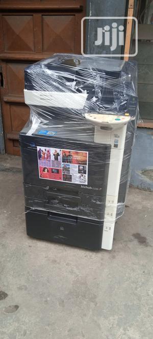 Konica Minolta Bizhub C220 Direct Image   Printers & Scanners for sale in Lagos State, Surulere