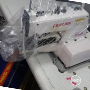Two Lion Button Tacker Sewing Machine | Home Appliances for sale in Lagos State, Lagos Island (Eko)