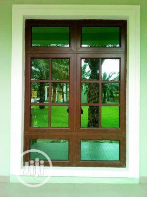 1200mm By 1500mm Aluminium Casement Window | Windows for sale in Ogun State, Ado-Odo/Ota