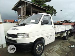 Volkswagen White Transporter Pick Up Bus   Buses & Microbuses for sale in Lagos State, Apapa