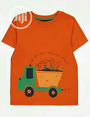 Tractor Teeshirt For Boys   Children's Clothing for sale in Lagos State, Oshodi