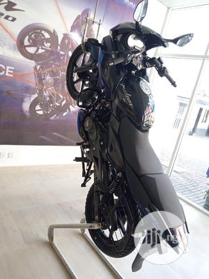 New Bajaj Pulsar 220 F 2020 Black | Motorcycles & Scooters for sale in Lagos State, Yaba