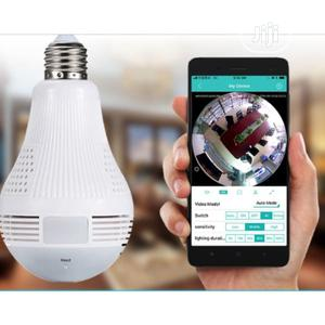 Home & Warehouse Wifi Security Light Bulb Camera | Security & Surveillance for sale in Lagos State, Surulere