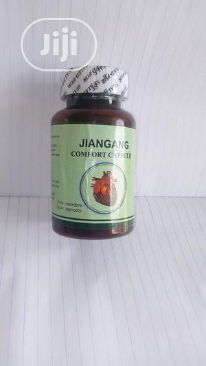 Heart Comfort Capsule for Heart and Lung Disease _ Jiangang   Vitamins & Supplements for sale in Lagos State, Gbagada