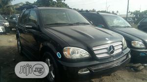 Mercedes-Benz M Class 2004 ML 350 Black   Cars for sale in Lagos State, Amuwo-Odofin
