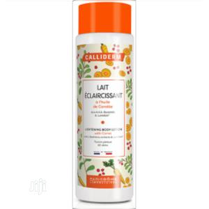 Calliderm Lightening Body Lotion With Carrot Oil | Skin Care for sale in Lagos State, Ojo