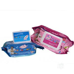 Angel Baby Wipes 125counts   Baby & Child Care for sale in Lagos State, Alimosho