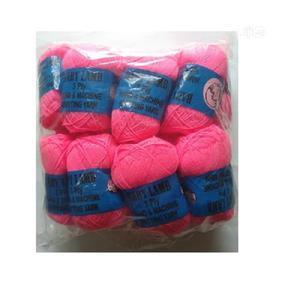 Knitting Yarn/Wool Fuschia Pink 16 Pieces | Arts & Crafts for sale in Lagos State, Ojodu