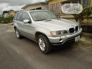 BMW X5 2001 4.6 IS Silver | Cars for sale in Rivers State, Port-Harcourt