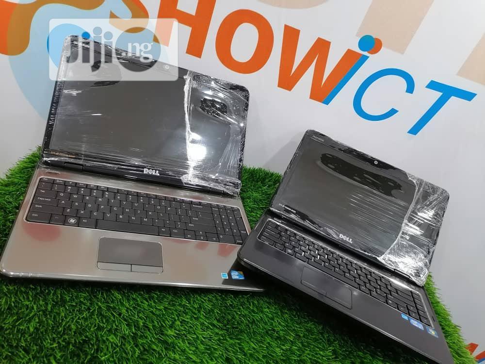 Laptop Dell Inspiron 15R 4GB Intel Core I5 HDD 500GB | Laptops & Computers for sale in Ado-Odo/Ota, Ogun State, Nigeria