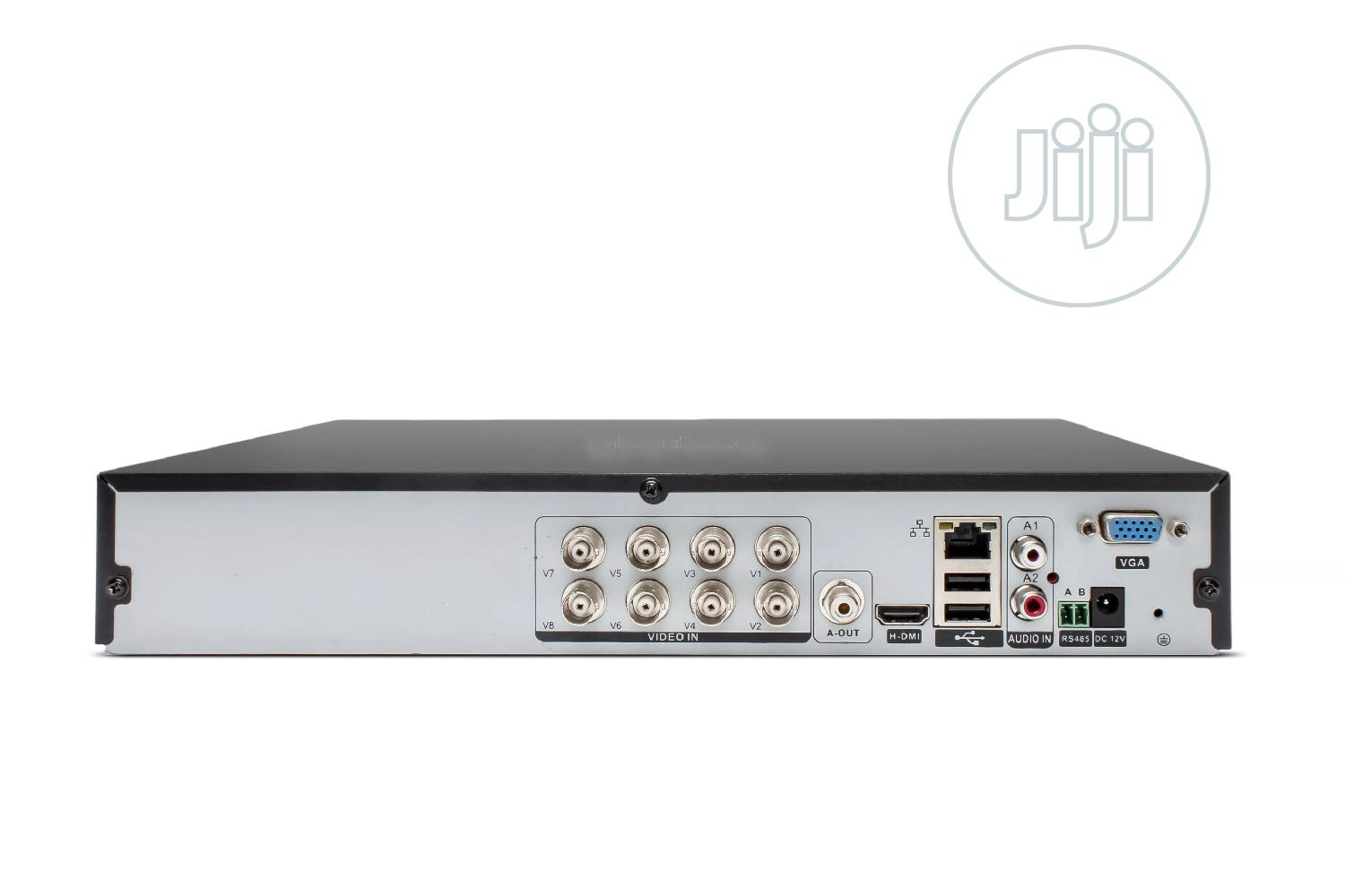 Mapesen 8CH DVR / NVR 5-in-1 2MP CCTV Digital Video Recorder   Security & Surveillance for sale in Port-Harcourt, Rivers State, Nigeria
