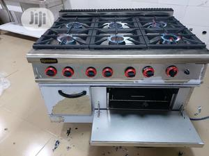 6 Burners Gas Cooker | Kitchen Appliances for sale in Lagos State, Ojo