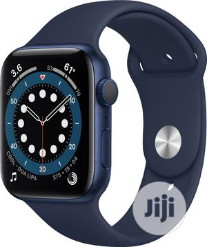 Apple Watch Series 6 (GPS) 44mm Blue | Smart Watches & Trackers for sale in Lagos State, Ikeja