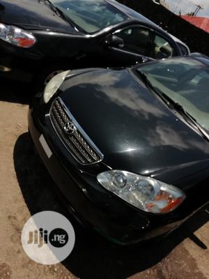 Toyota Corolla 2005 Black | Cars for sale in Lagos State, Apapa