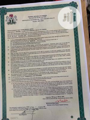 Central Area Commercial Plot for Sale | Land & Plots For Sale for sale in Abuja (FCT) State, Central Business District