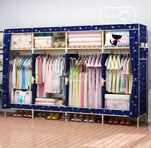 Wooden Movable Wardrobe (DIY) | Furniture for sale in Lagos State, Ajah