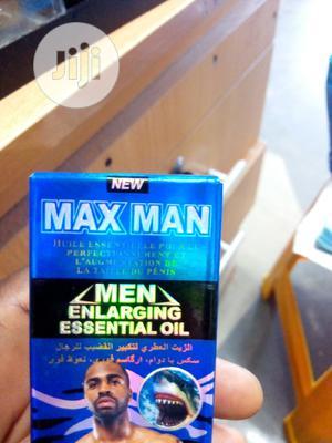 Max Man Men Enlarging Essential Oil   Skin Care for sale in Lagos State, Amuwo-Odofin