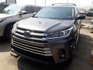 Toyota Highlander 2018 Gray | Cars for sale in Lagos State, Amuwo-Odofin