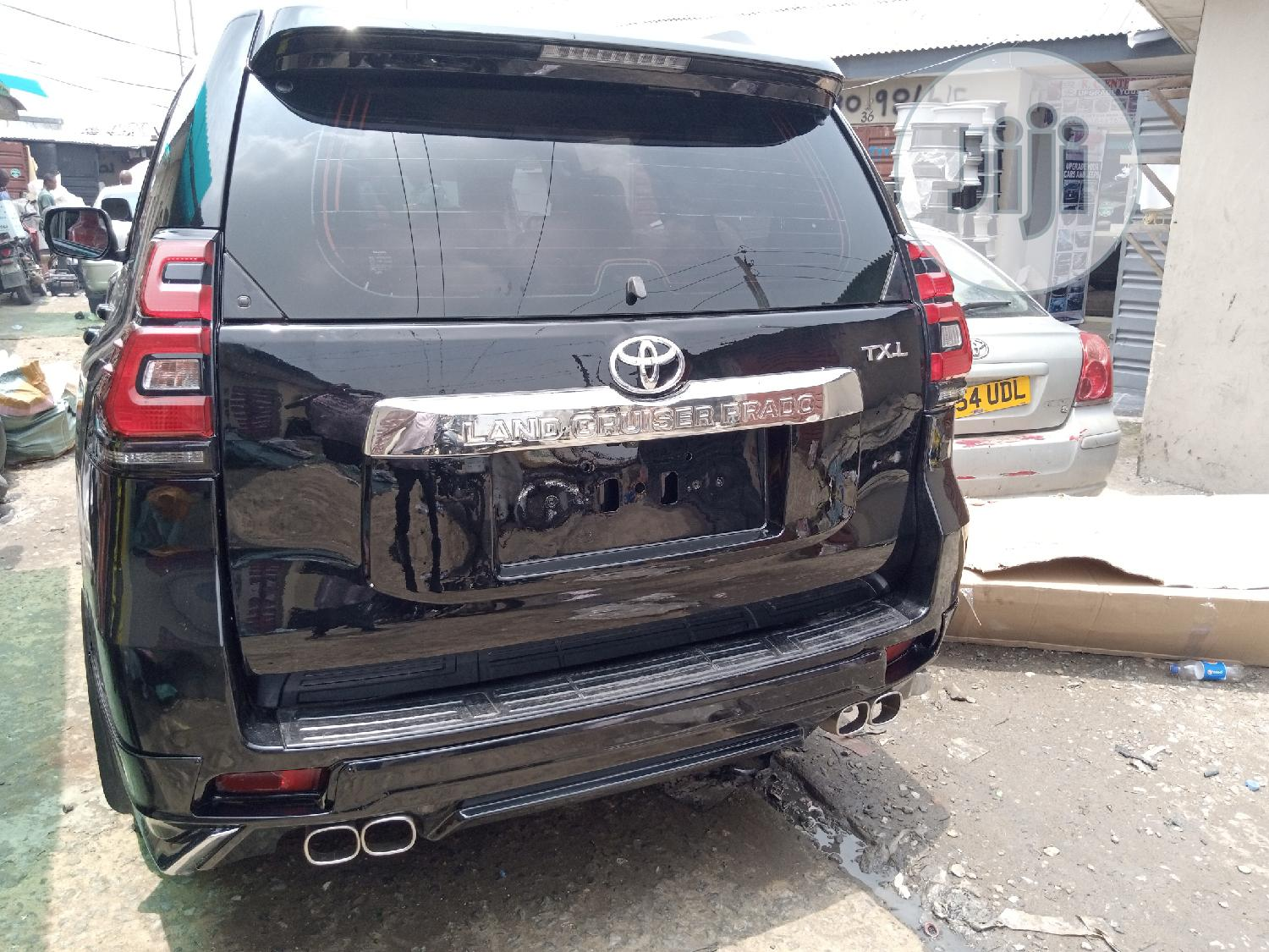 Upgrade Your Toyota Pardo From 2010 To 2020 Model   Automotive Services for sale in Mushin, Lagos State, Nigeria