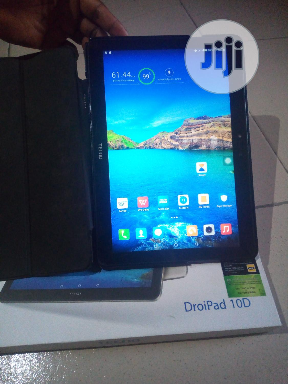 Tecno DroiPad 10D 16 GB Gray