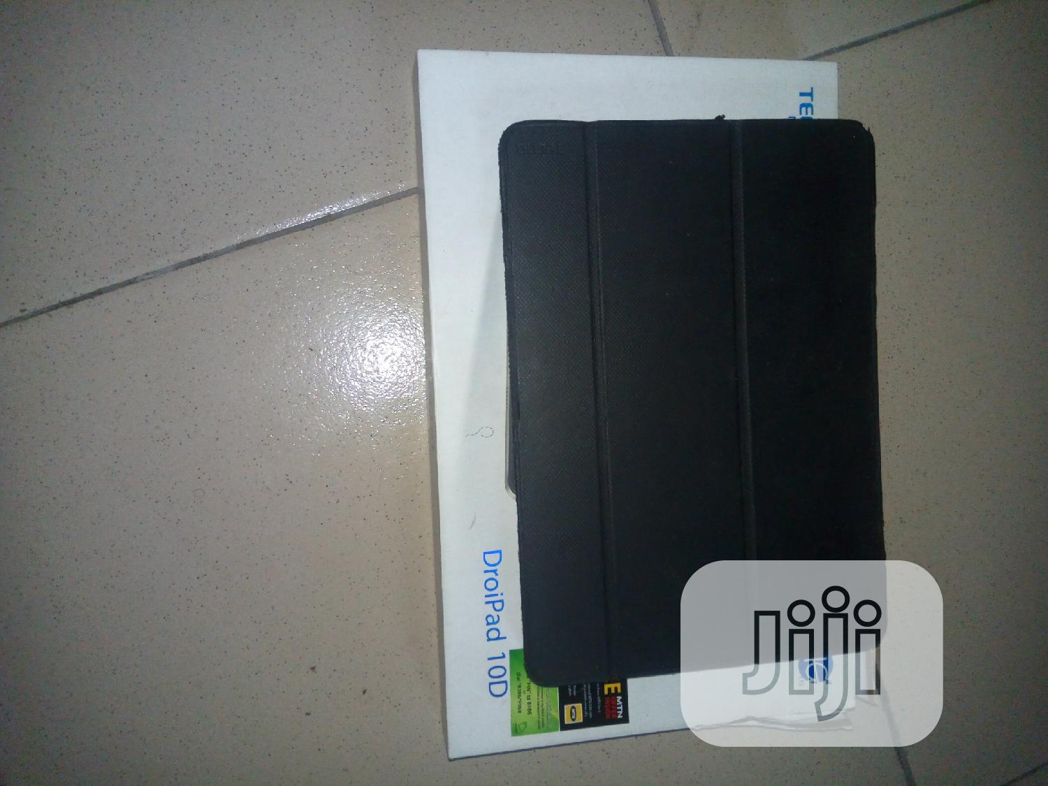 Tecno DroiPad 10D 16 GB Gray | Tablets for sale in Owerri, Imo State, Nigeria