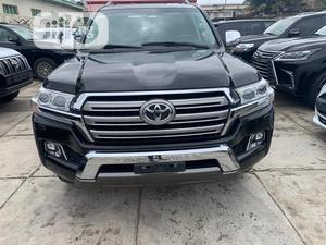 Toyota Land Cruiser 2016 Black | Cars for sale in Lagos State, Victoria Island
