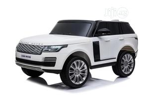 White Licenced Range Rover for Age 2-9years | Toys for sale in Lagos State, Lagos Island (Eko)