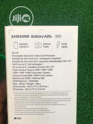 New Samsung Galaxy A20s 32 GB Blue | Mobile Phones for sale in Oyo State, Ibadan