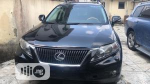 Lexus RX 2012 350 AWD Black   Cars for sale in Lagos State, Amuwo-Odofin