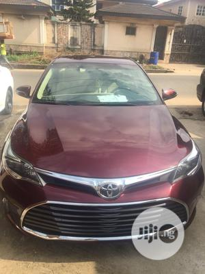 Toyota Avalon 2017 Red   Cars for sale in Lagos State, Magodo