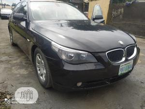 BMW 530i 2006 Black | Cars for sale in Rivers State, Port-Harcourt