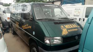 Volkswagen Transporter Pickup Bus Green Colour | Buses & Microbuses for sale in Lagos State, Apapa