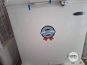Haier Thermocool Inverter Chest Freezer + 50% Energy Saving   Kitchen Appliances for sale in Lagos State, Alimosho
