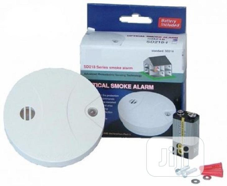 Chloride UK Stand Alone Smoke Detector