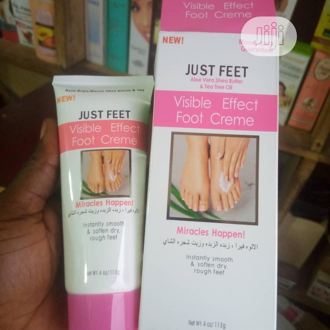 Archive: Herbal Feet Cream
