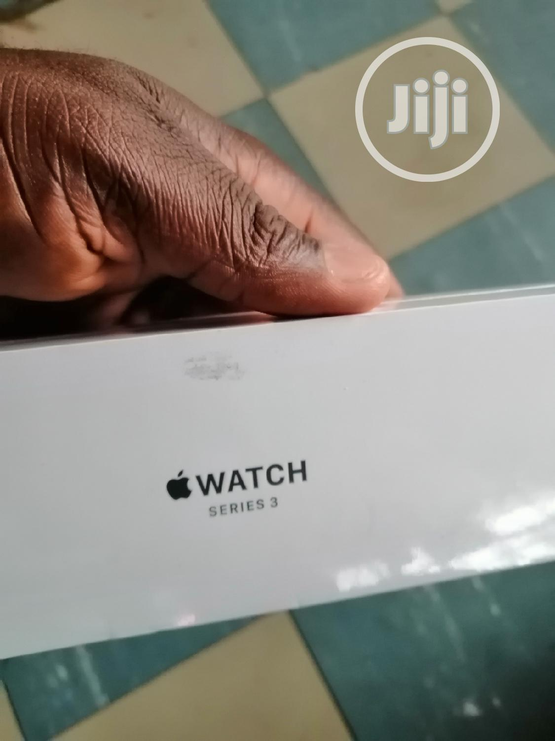 Apple Watch Series 3 38mm GPS   Smart Watches & Trackers for sale in Ikeja, Lagos State, Nigeria