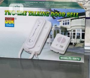 TL-3207U Non-visual Door Lock Intercom Doorbell Door Phone   Home Appliances for sale in Lagos State, Ikeja