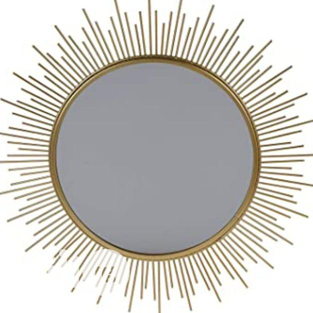 Gold Mirror | Home Accessories for sale in Surulere, Lagos State, Nigeria