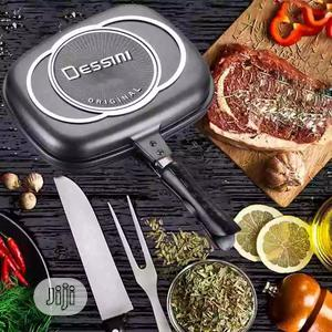 36cm Dessini Double Sided Grill Pan | Kitchen & Dining for sale in Abuja (FCT) State, Dei-Dei