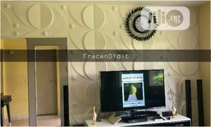 Projected 3D Panel Designs. Fracan Wallpaper Ltd Abuja | Home Accessories for sale in Abuja (FCT) State, Maitama