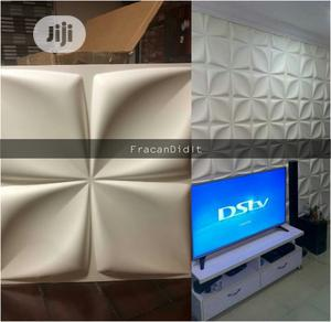 Korean 3D Panels Available In Abuja   Home Accessories for sale in Abuja (FCT) State, Jahi
