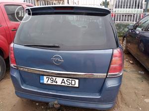 Opel Zafira 2007 Blue | Cars for sale in Lagos State, Ojodu