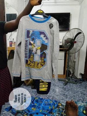 Batman Boys Pyjamas Night Wear House Wear   Children's Clothing for sale in Lagos State, Ajah