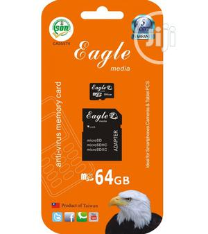 64GB Memory Card With Antivirus   Accessories & Supplies for Electronics for sale in Lagos State, Ikeja