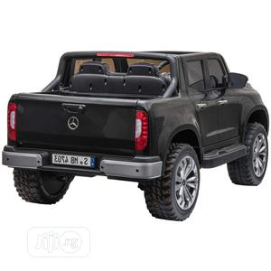 12V Mercedes Benz X Class Kid Car D111 | Toys for sale in Lagos State, Alimosho
