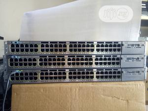 Cisco Catalyst 3750X Series Poe + WS-C3750X-48 Switch   Networking Products for sale in Abuja (FCT) State, Wuse