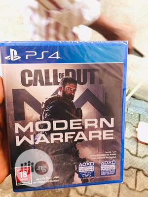 Call Of Duty Mordern Warfare For Ps4   Video Games for sale in Lagos State, Ikeja